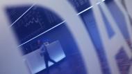 Geschäftsklima hellt Stimmung am deutschen Aktienmarkt auf