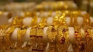 Der Preis für das gelbe Edelmetall ist am Donnerstag auf 1288,67 Dollar je Feinunze gestiegen.