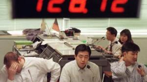 Mit den Aktien verlieren Asiens Währungen an Fahrt