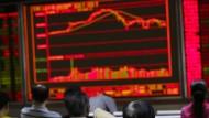 Trügerische Ruhe an den Börsen Chinas