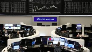 Anlegersorge vor sinkenden Unternehmensgewinnen