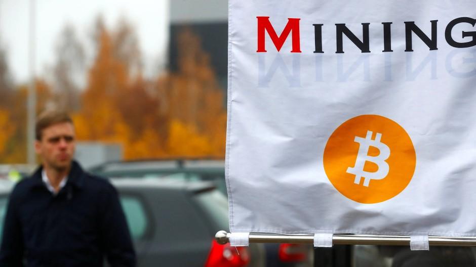 Bitcoin: Kursstürze befeuern Skepsis gegenüber Kryptowährung