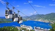 Ein starker Euro hilft einem nicht nur beim Urlaub auf den Virgin Islands in der Karibik.