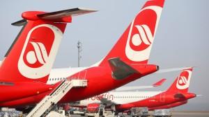 Air Berlin: Anlegerschützer rudern zurück