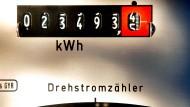Strompreise sinken für Millionen Haushalte