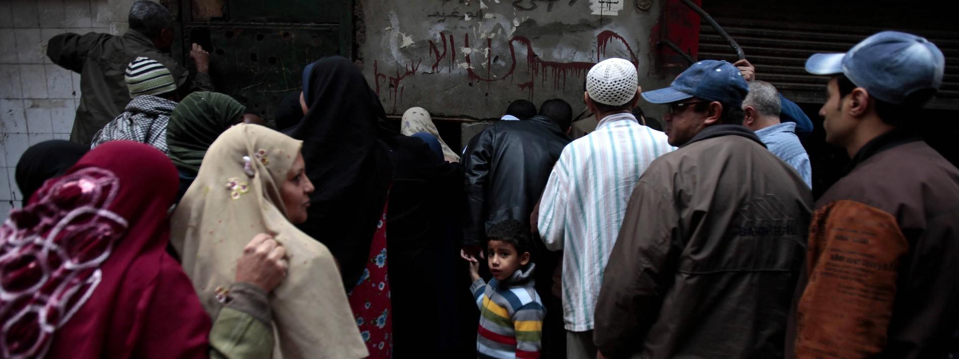 Die Währungskrise in Ägypten spitzt sich zu