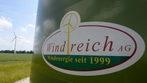Verwirrung um Windreich