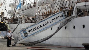 Gläubiger Argentiniens werden ungemütlich