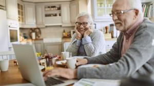 So sparen Rentner Steuern