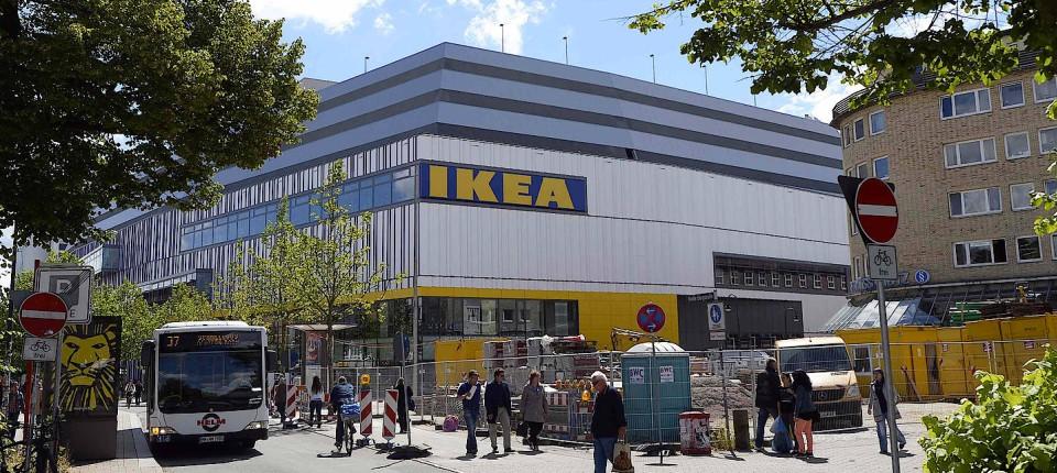 Große Ketten Media Markt Saturn Ikea Testen Mini Filialen