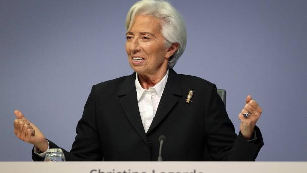 EZB bestätigt lockere Geldpolitik in der Krise