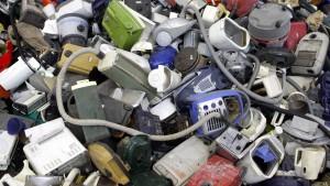 Das neue Gesetz in Frankreich soll helfen, Elektroschrott zu vermeiden.
