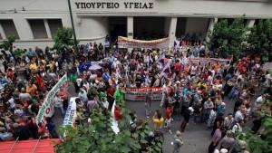 IWF drängt auf weiteren Schuldenerlass für Griechenland