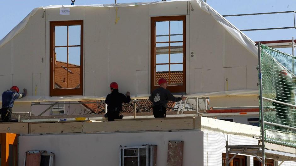 Immobilienboom schwächt sich ab