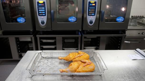 Aktie von Küchenausstatter Rational kostet mehr als 1000 Euro