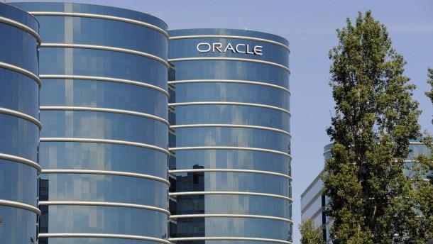 Oracle schwächelt im Kerngeschäft