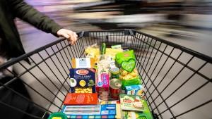 Deutschland bei Inflation mit an der Spitze