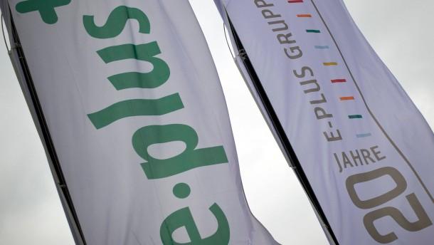 O2 kauft E-Plus für 5 Milliarden Euro