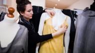 Designer suchen neue Fasern