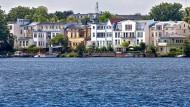 Wohnung mit eigenem Bootssteg: Havel und Seen wirken ebenso anziehend wie die Nähe zu Berlin.