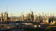 Ölraffinerie bei Denver