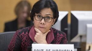 Indonesiens Finanzministerin rät zur Wachsamkeit