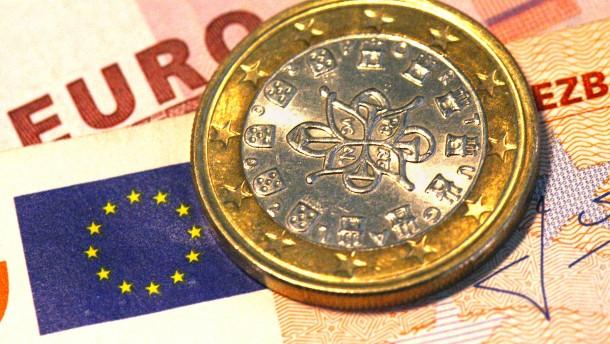 Teurer Euro