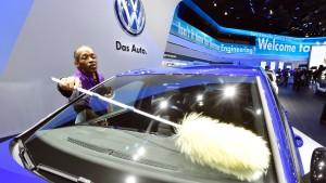 VW holt nach Durststrecke auf amerikanischem Automarkt auf