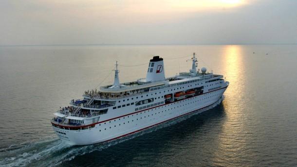 Amerikanisches Unternehmen kauft ehemaliges ZDF-Traumschiff