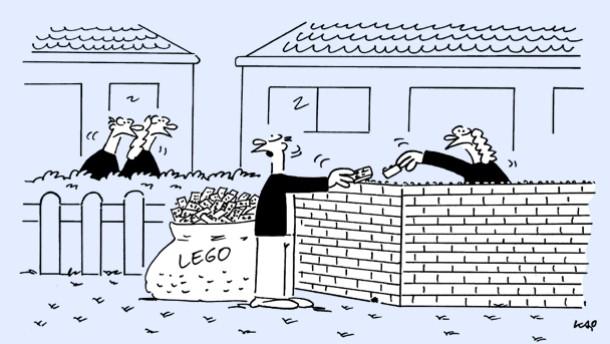 Die Beratung der Bausparkassen lässt viele Wünsche offen