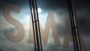 SMA senkt abermals die Jahresprognose