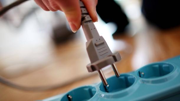 Rheinland-Pfälzer sollen Strom sparen