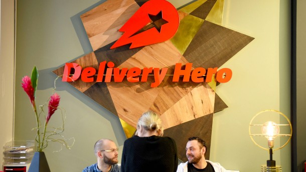 Delivery Hero will frisches Kapital