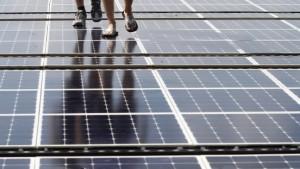 Solarwerte halten den Tec-Dax zurück