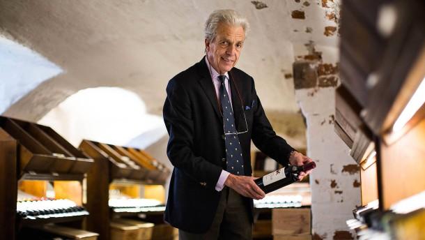 """""""Ein guter Bordeaux lohnt sich mehr als Aktien"""""""
