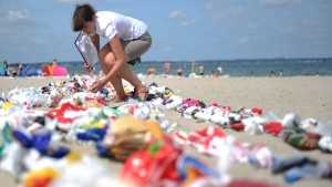 EU-Kommission will Plastiktüten den Kampf ansagen