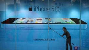Apple verkauft Millionen iPhones nach China