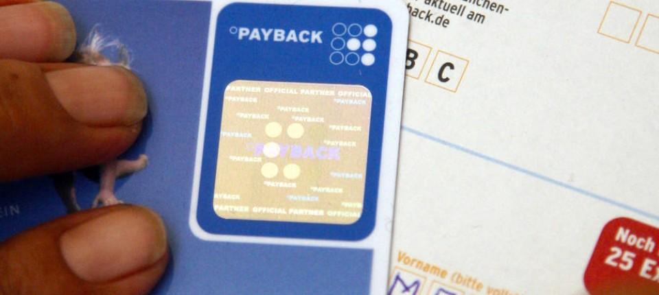 Payback Karte Vorteile.Payback Die Häufigste Plastikkarte Wird 15