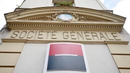 Gute Zahlen aus Frankreich stützen Europas Bankensektor