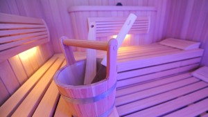 Polizeieinsatz in der Sauna keine Tinnitus-Ursache