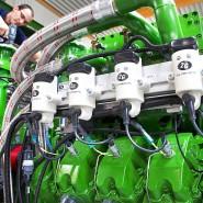 Ob im Seniorenzentrum oder an der Biogasanlage: Blockheizkraftwerke von 2G Energy sind gefragt.