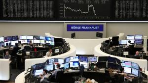 Draghi kann Anleger-Erwartungen nicht erfüllen