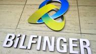 Aktien von Bilfinger gehören am Mittwoch zu den Verlierern des Tages.