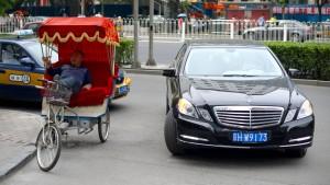 Asiaten erstmals reicher als Westeuropäer