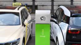 Steuervorteil für E-Autos als Dienstwagen