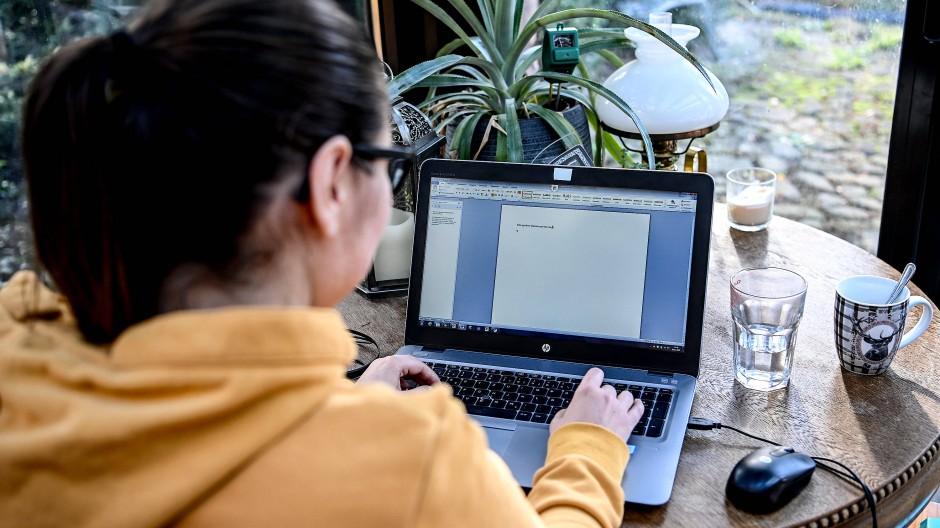 Sicherheitsrisiko für die IT: Homeoffice im Wintergarten