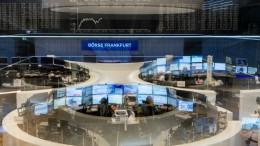 Aktienkurse unter Druck