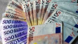 Bargeld wird weltweit wichtiger