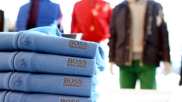 Hugo Boss und Co.