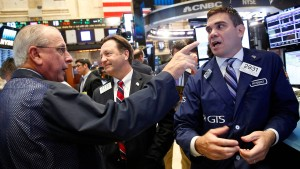 Anleger machen Kasse